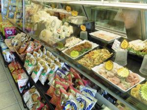 Derado's Italian Gourmet Market near Lake Norman sells traditional pastas, cheeses and more.
