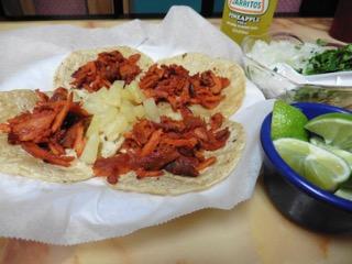 Trompo tacos 2