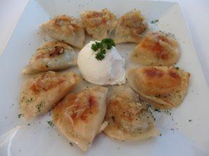 Taste of Europe - pierogi