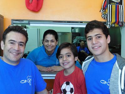 Jose,-Maria,Sebastian,Santiago