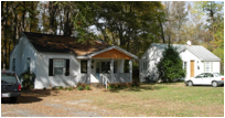 Eastside houses grew bigger over time, mirroring America's post-WWII prosperity.
