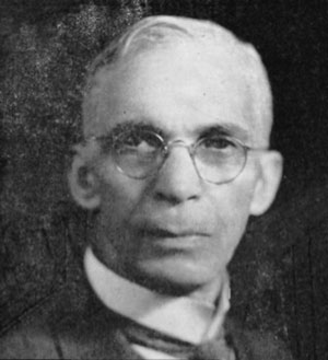 Pres. H.L. McCrorey (Johnson C. Smith University)
