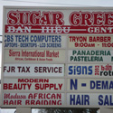 sugarcreeksign125