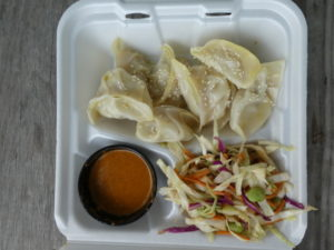Momo dumplings are an Asian tradition, thought to have originated in Tibet.