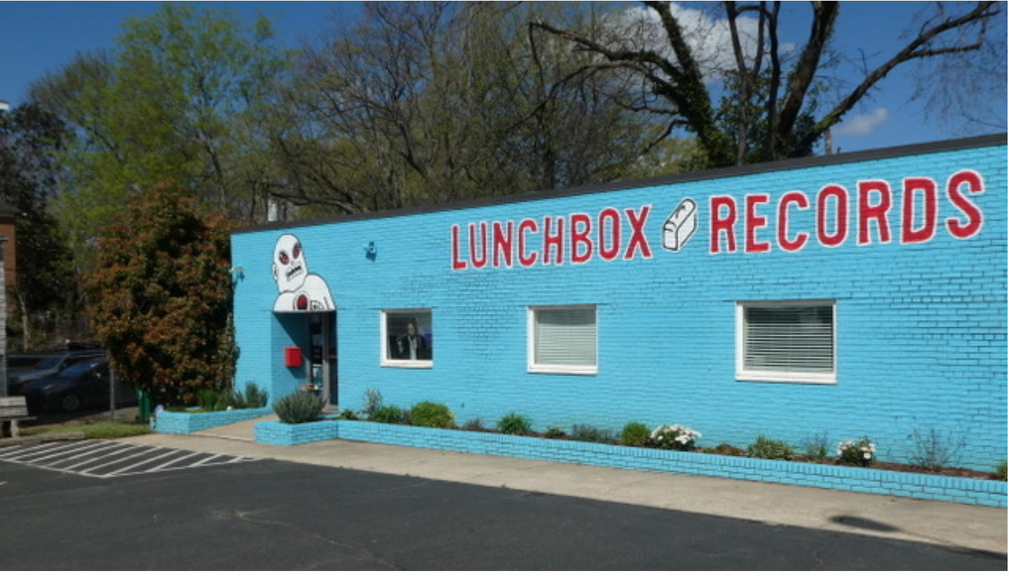 LUNCH BOX RECORDS