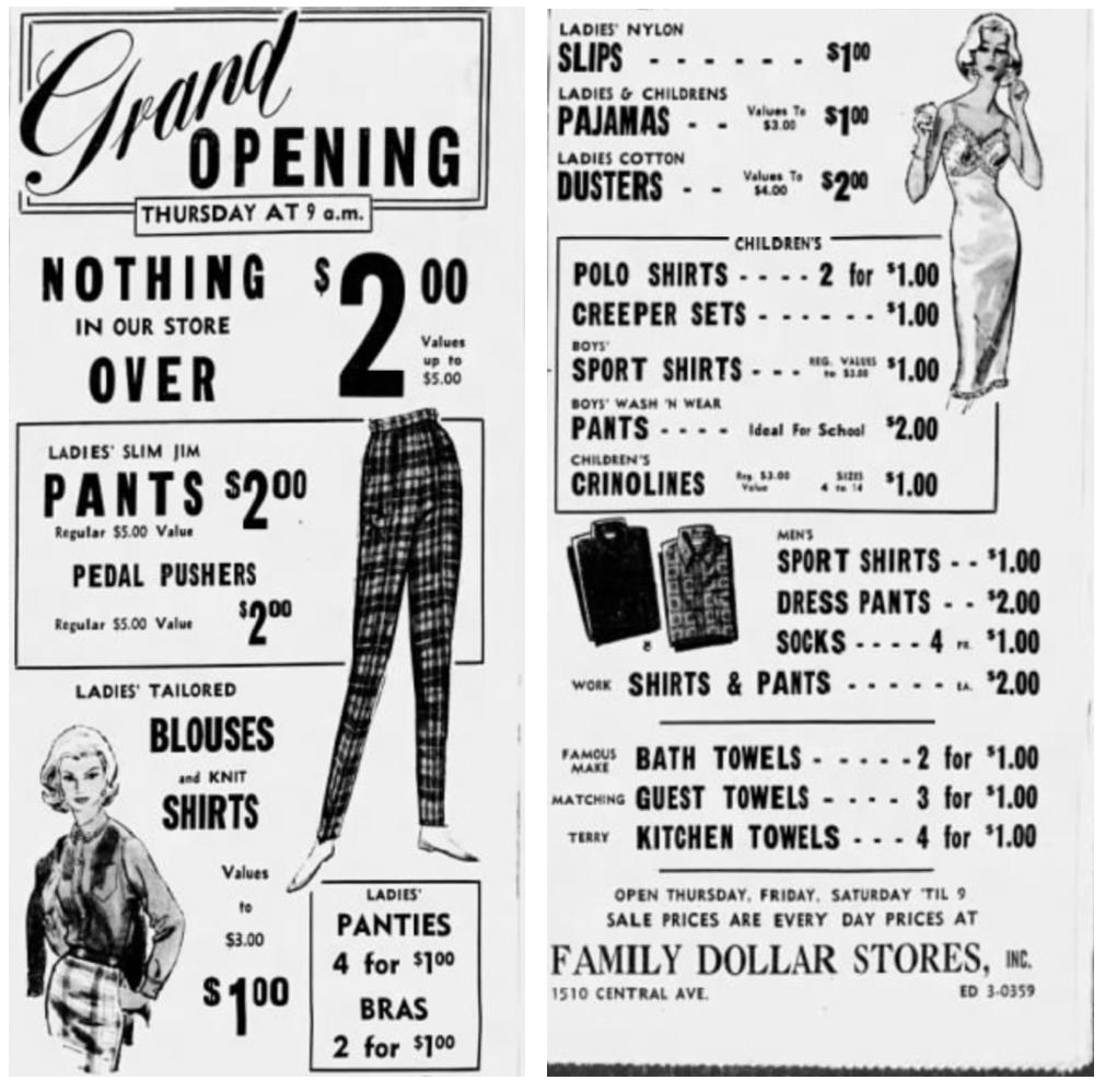 Charlotte Observer, November 19, 1959.