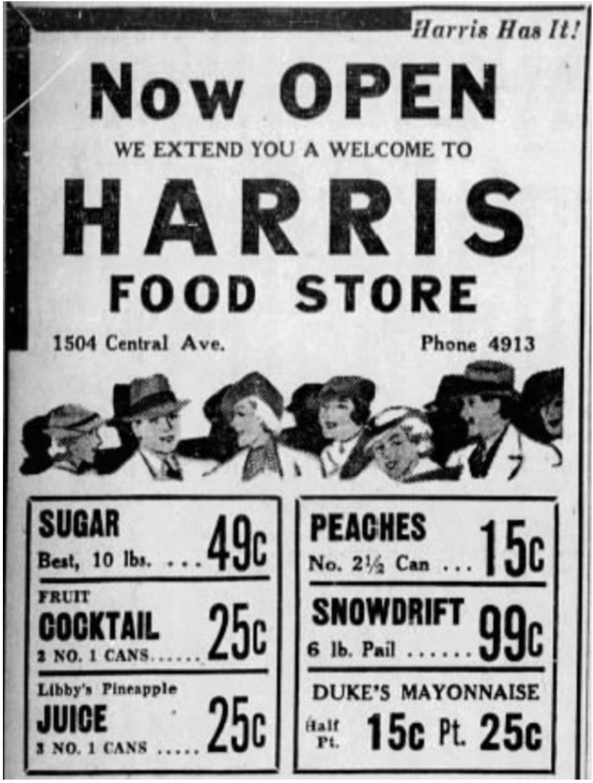 Charlotte Observer, September 26, 1936.
