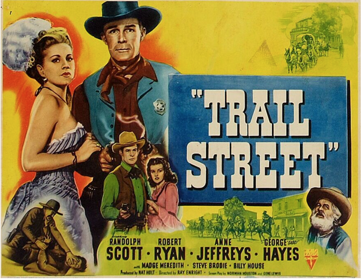Trail Street Ad