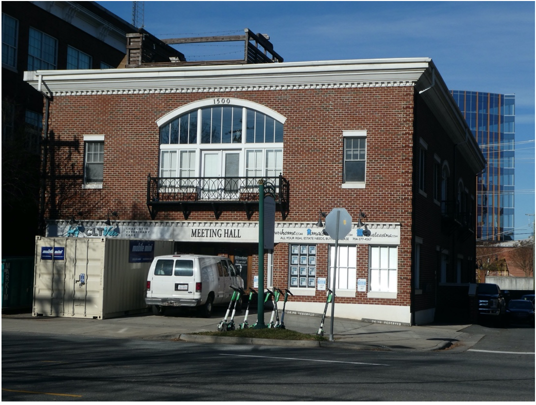 Dilworth Drug Store – 1500 South Boulevard