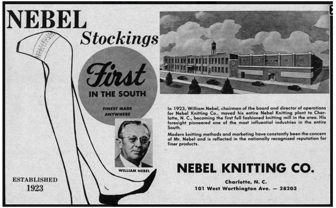 Nebel Knitting